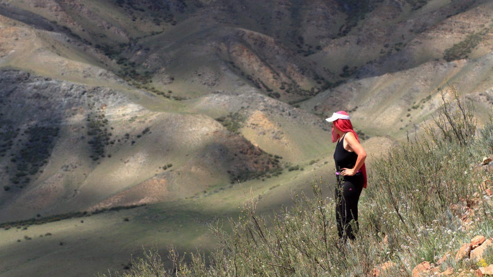 Kirgizija, v iskanju petroglifov
