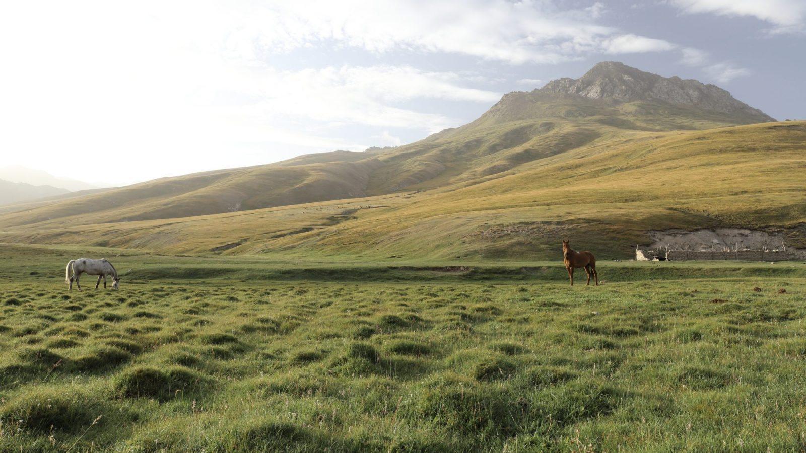 Kirgizija, Tash Rabat