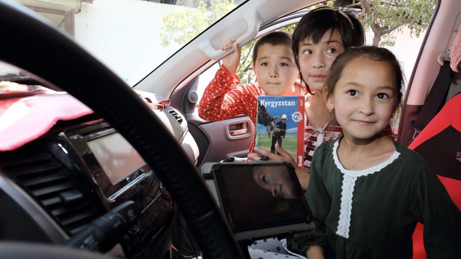 Kirgizija, Osh