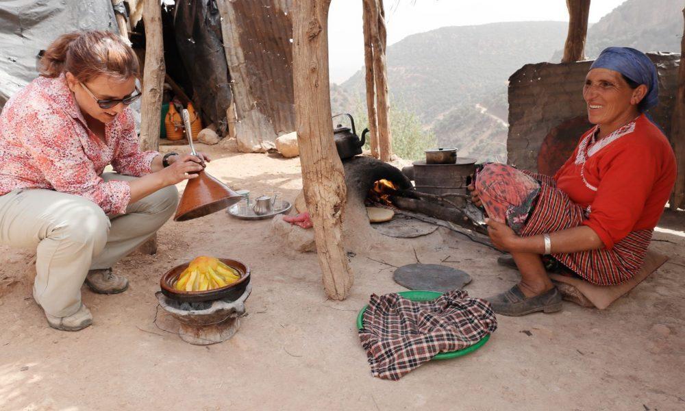 Tradicionalna kuhinja Maroka