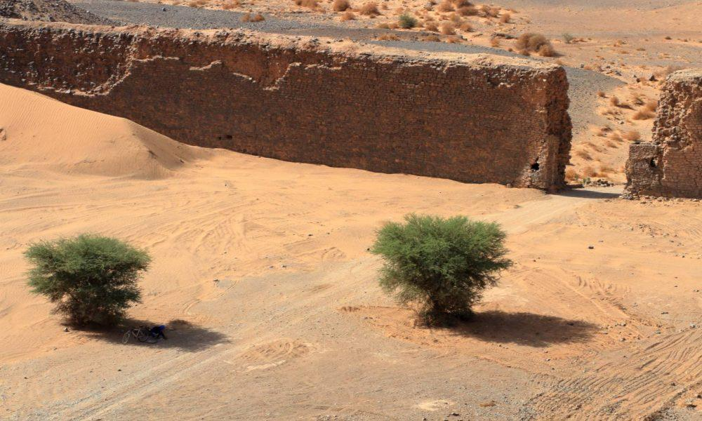 Berberska naselbina, Portugalski zapor, prizorišče mnogih filmov,...