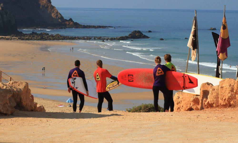 Portugalska, obljubljena dežela surferjev