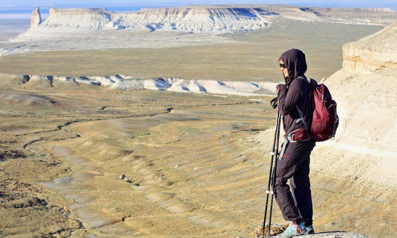 Izgubljeni svet Kazahstana, Ustyurt