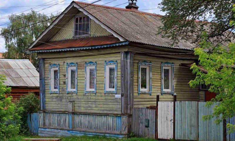 Po ravnicah severne Rusije, med Vologdo in Permom