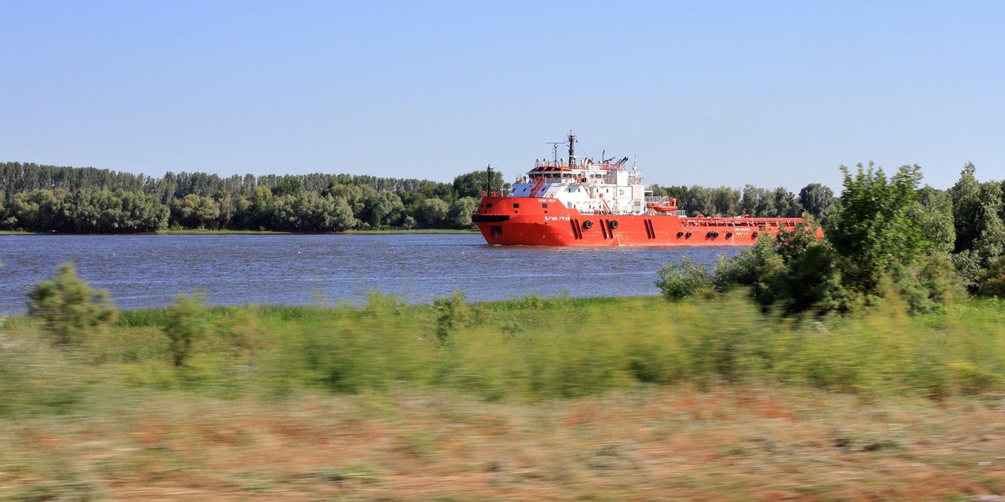 Južna Rusija pri Astrahanu