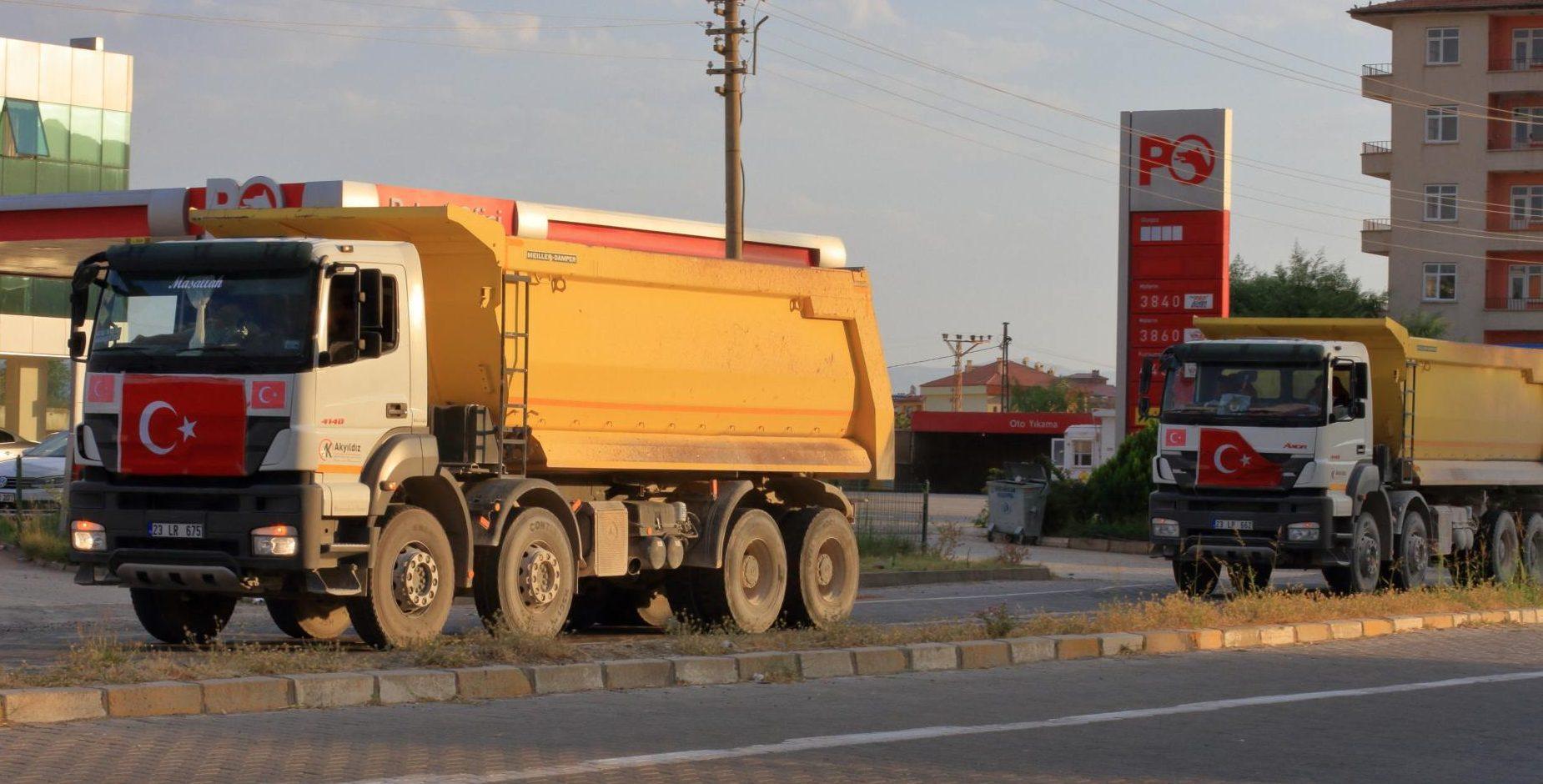 Nekje v juzni Turciji