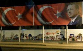 Nekje v juzni Turciji, dva dneva po poskusu