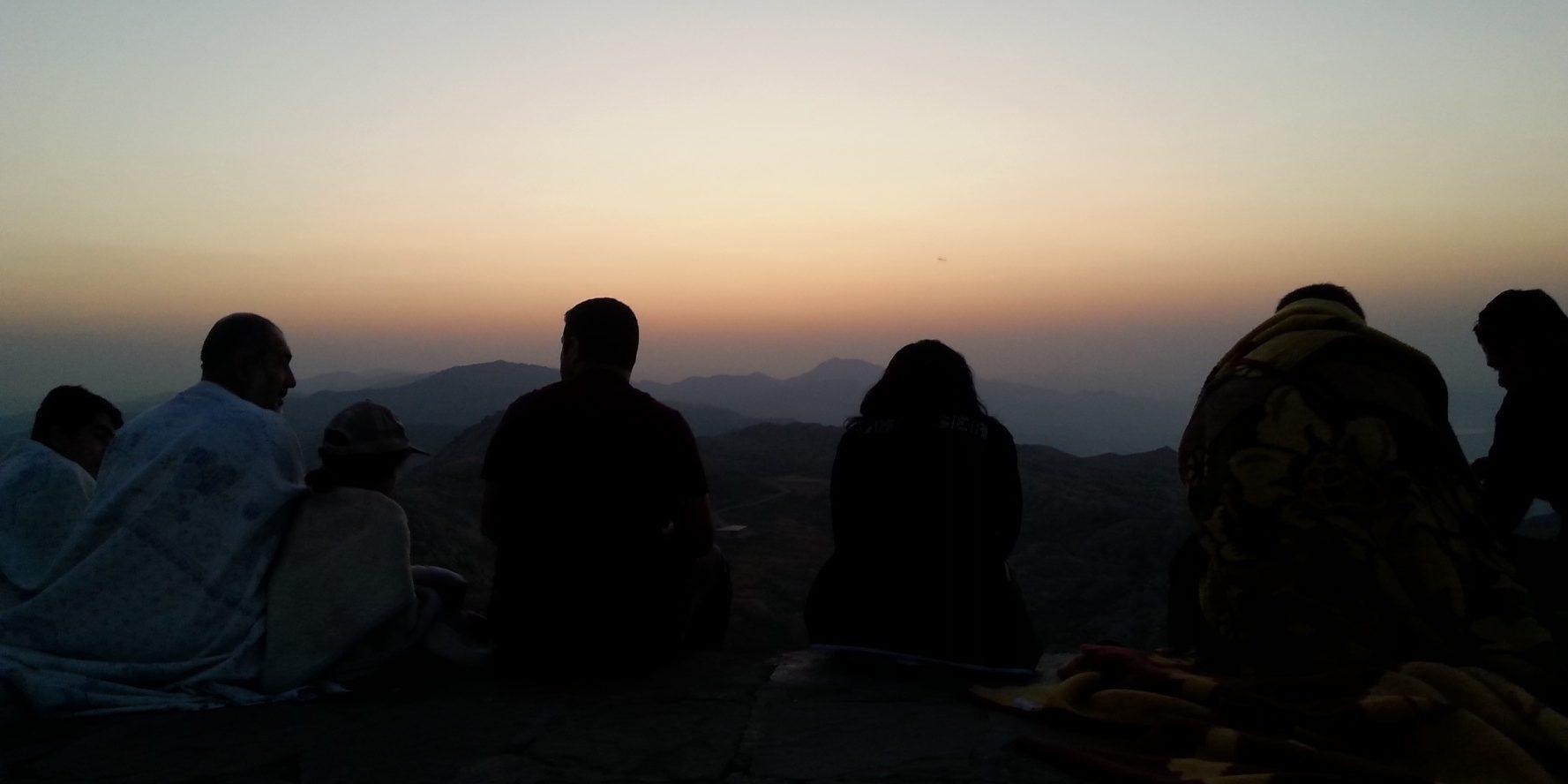 Soncni vzhod na gori Nemrut Dagi