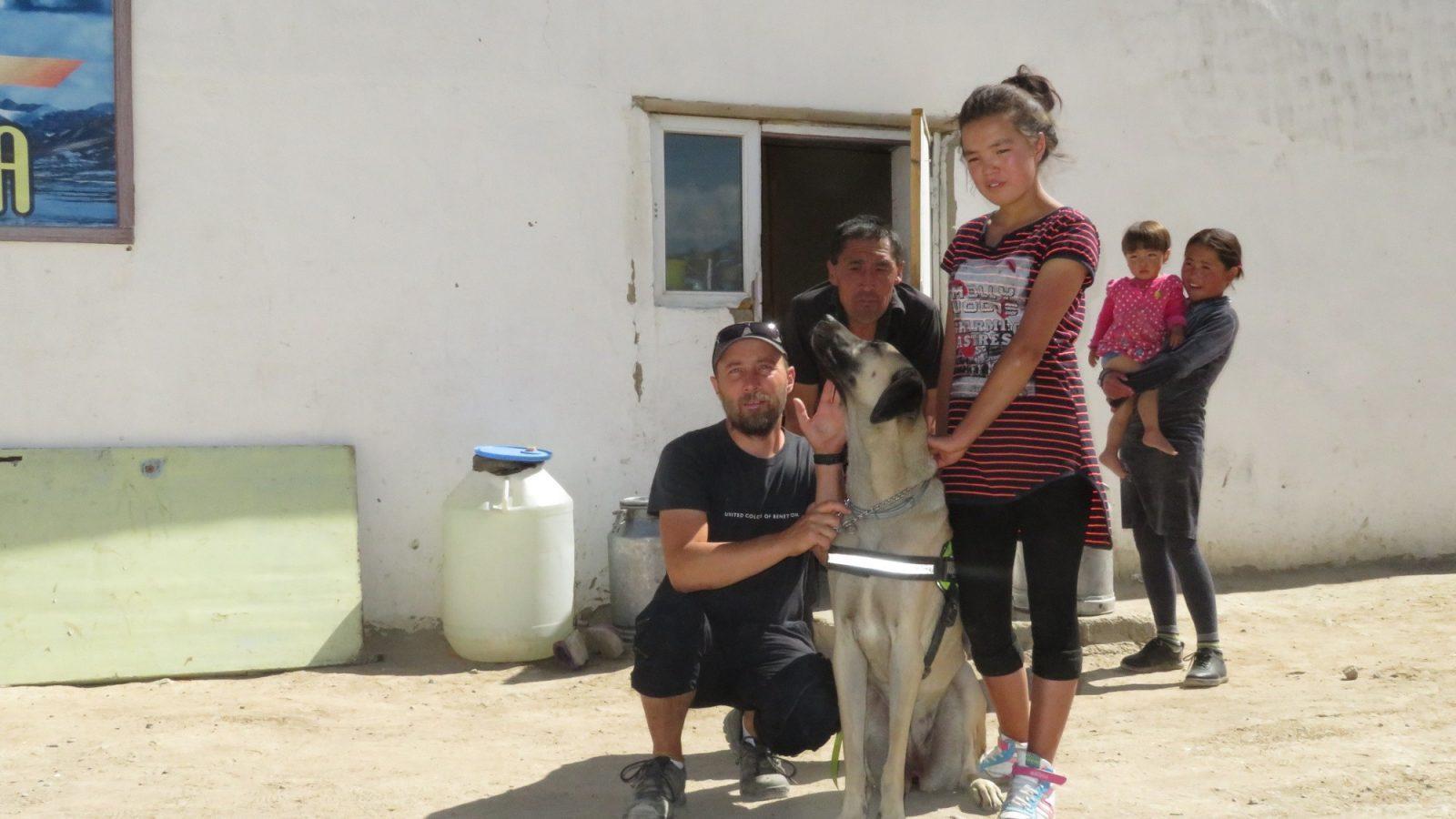 Na pocivaliscu, Pamir, Tajikistan