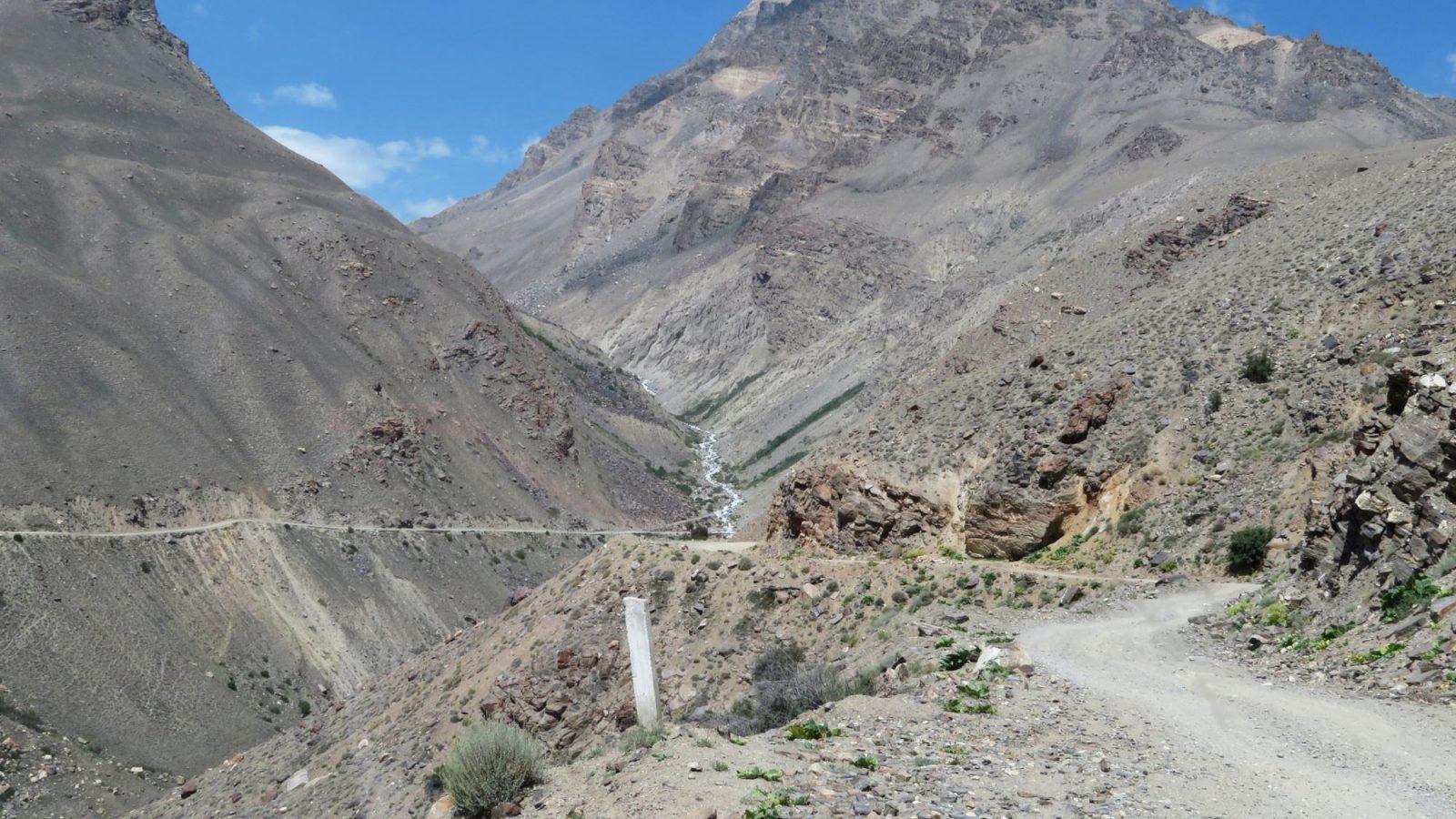 Tajikistan, Wakhanski koridor