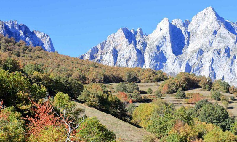 Picos de Europa, severna Španija