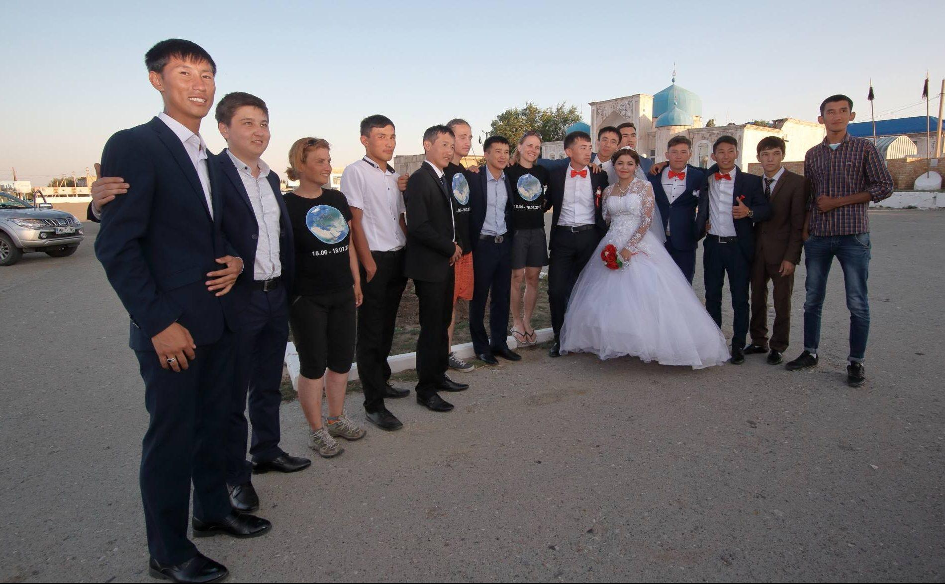 Pot po srednjem Kazahstanu, od Arkalyka proti Aralsku