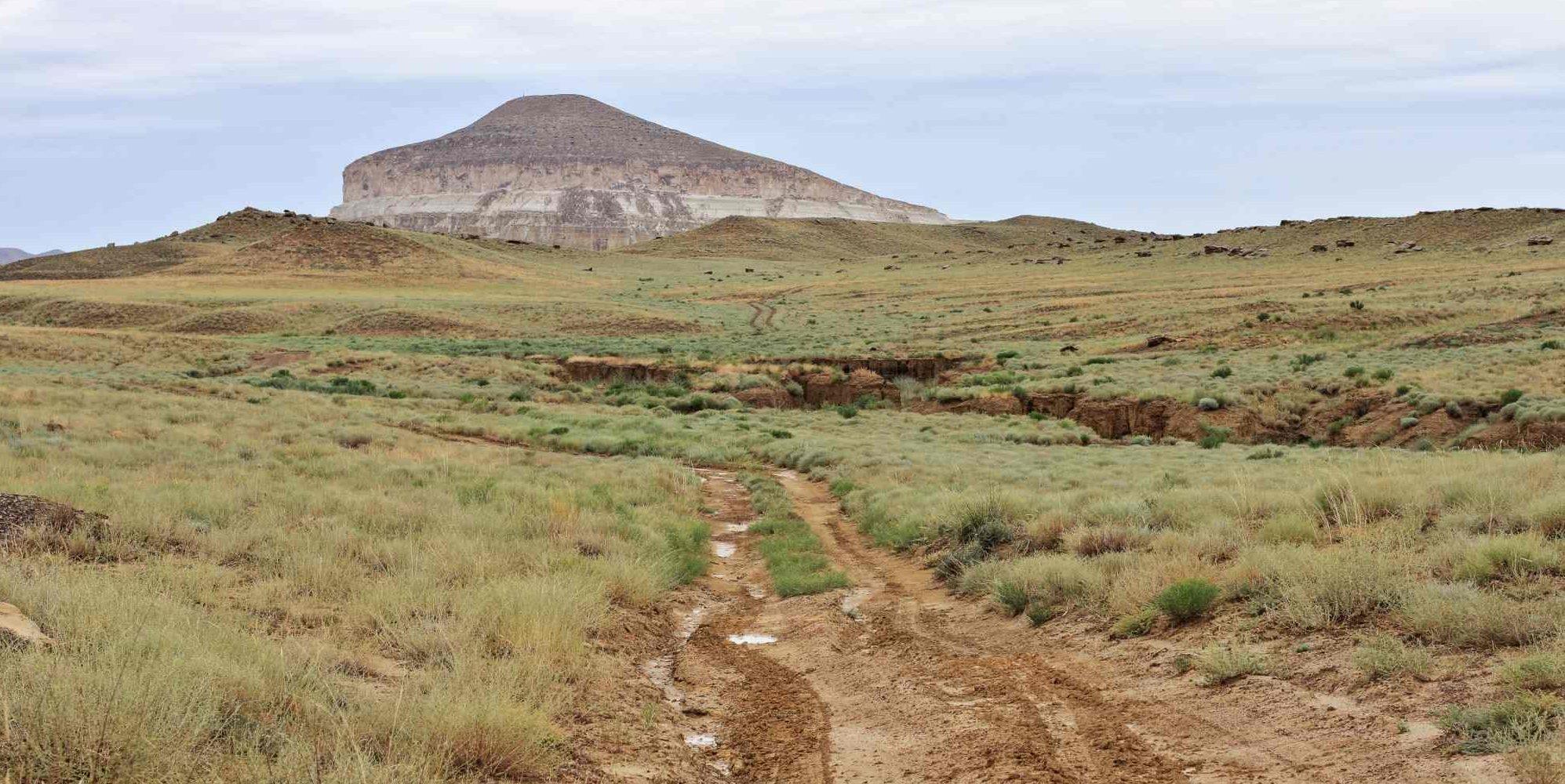Planiranju kampiranje na sveti gori Sherkala