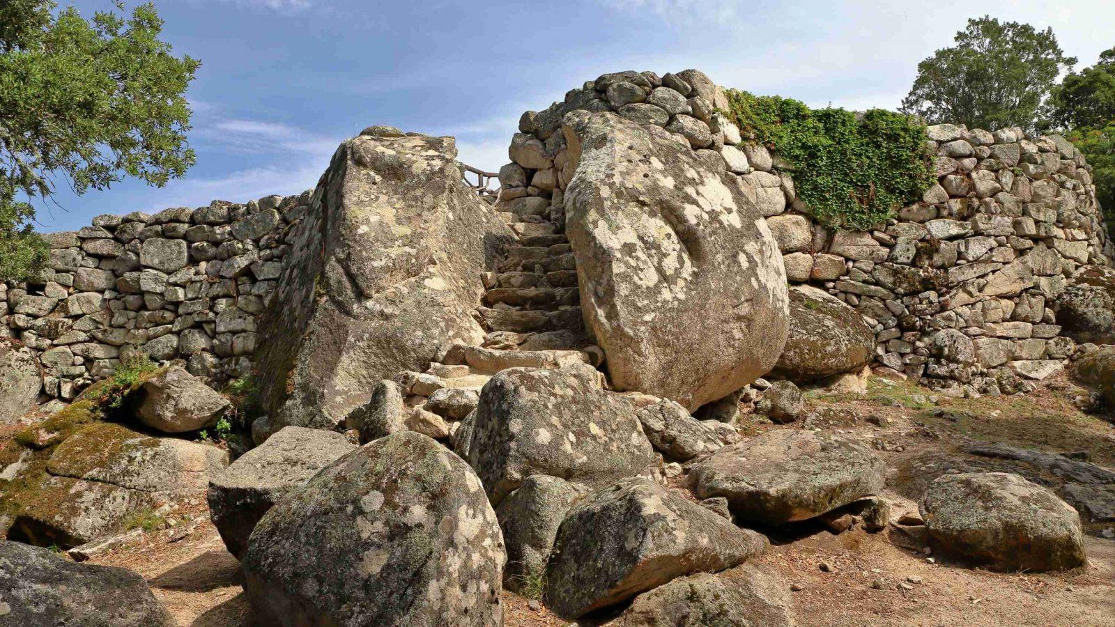 Cucuruzzu, arheološko najdbišče