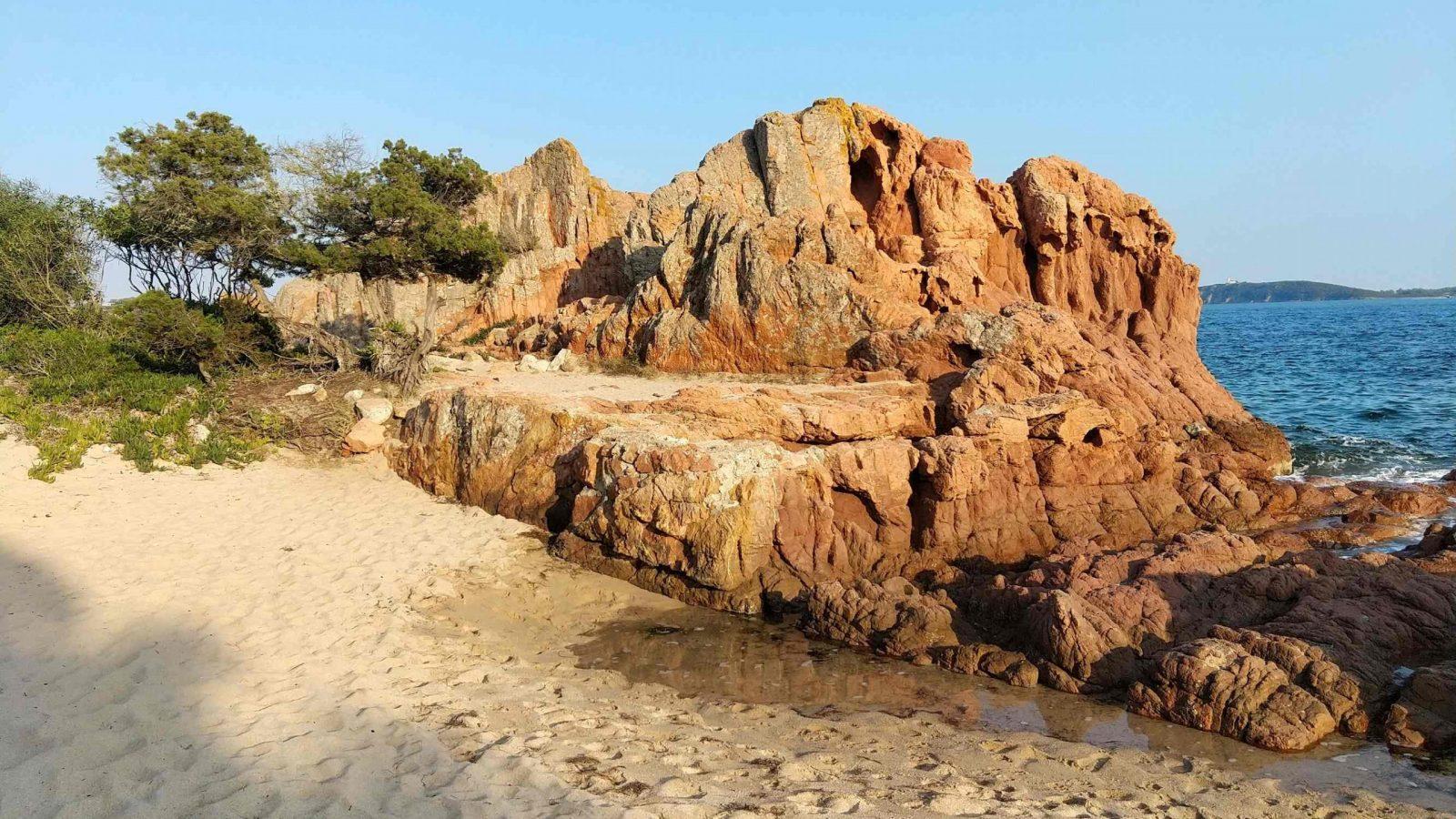 Plaže južne Korzike