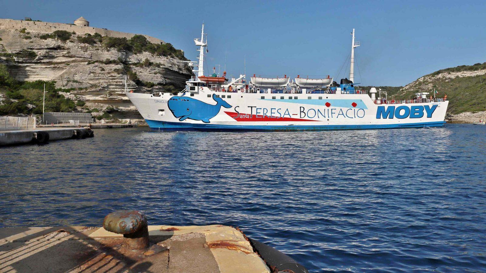 Odhod na Sardinijo