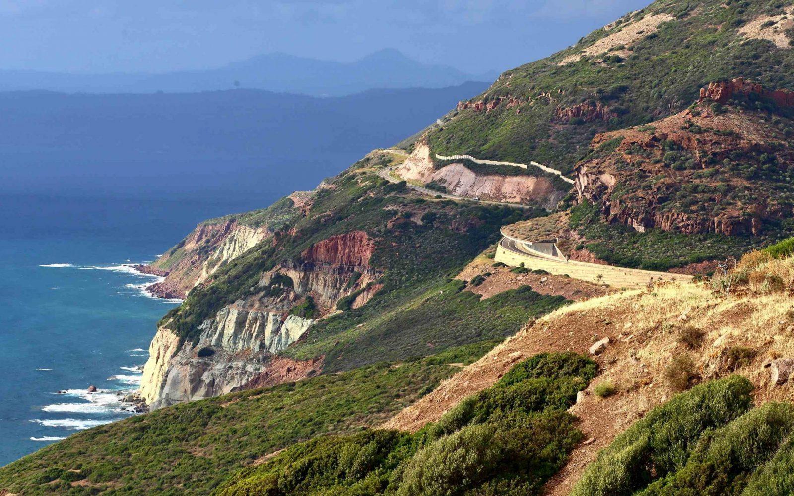 Na severovzhodu Sardinije