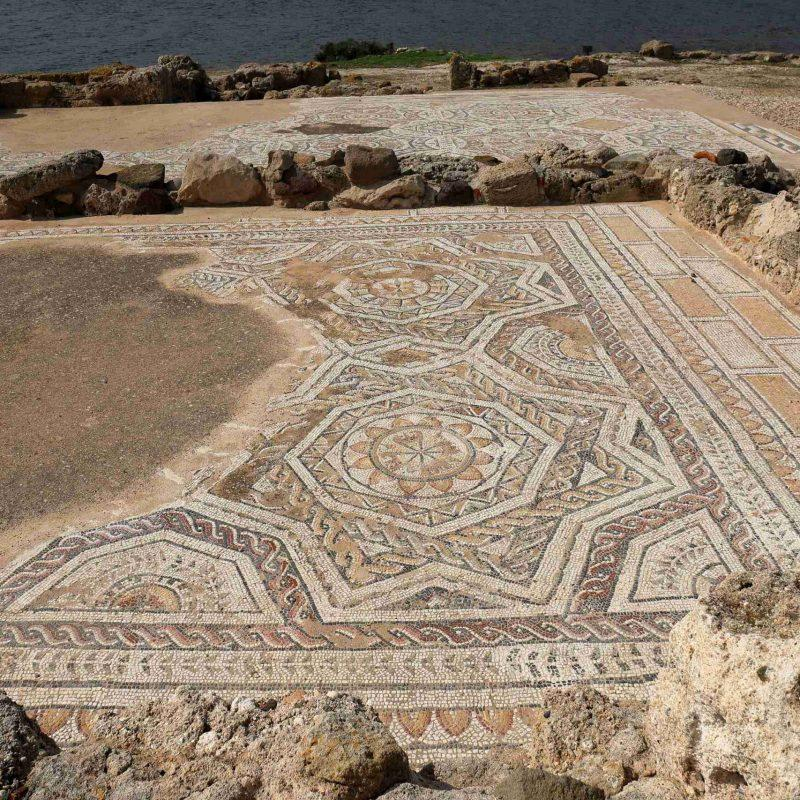 Nora, Phoenician first, Carthaginian later, and finally a crucial Roman centre
